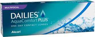Лінзи Dailies AquaComfort Plus Multifocal